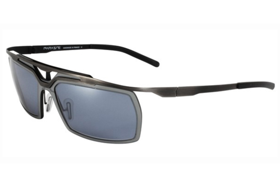 Parasite Cyber 3 Sunglasses in C13M GreyShip/ChromeLED